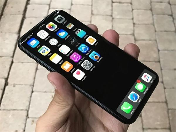材质与不锈钢橱柜相同,苹果iphone8或将采用不锈钢材质