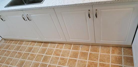 切砖橱柜细节(1)
