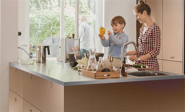 怎样设计一个安全又实用的好厨房