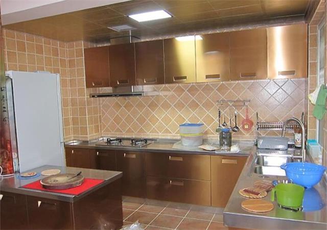 收获一个新奇的家第一步从厨房收纳开始