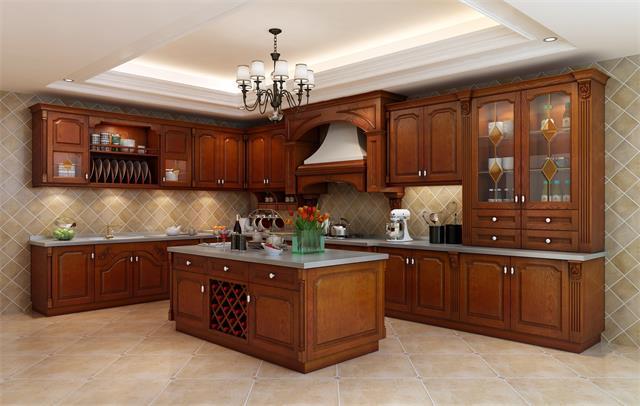 整体家装该如何选购实木橱柜?