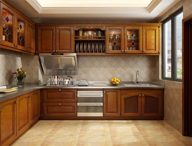 做好收纳小厨房也能大空间