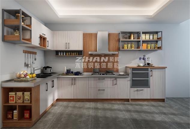 为什么大家还是时常觉得厨房空间不小,却不够地方收纳