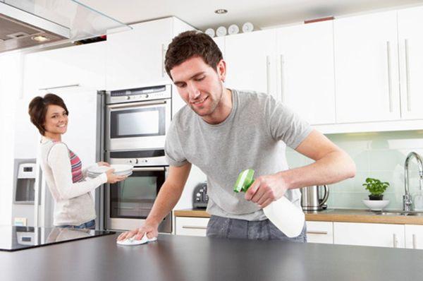 厨房清洁(2)