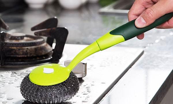 厨房清洁必备:厨房清洁工具有哪些?(3)