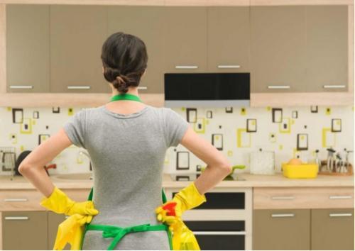 厨房清洁必备:厨房清洁工具有哪些?