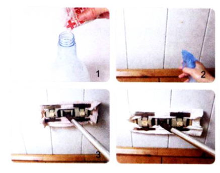 一图看懂厨房天花板清洁