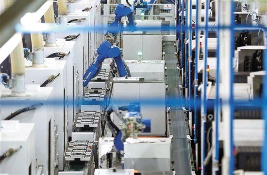 橱柜厂家要把智能化制造作为企业的发展目标