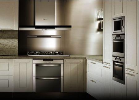 嵌入式厨电正成为主流,买房就要买橱柜的概念深入人心